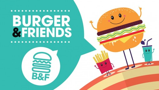 - Burger and Friends